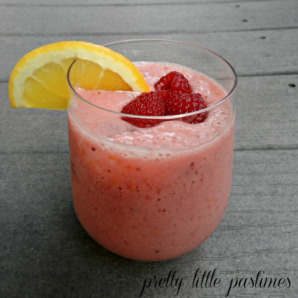 Immunity Boost Smoothie I Pretty Little Pastimes